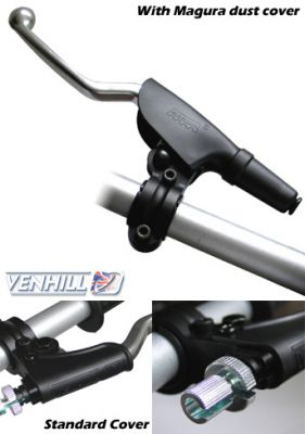 Clutch Lever with Standard Adjuster