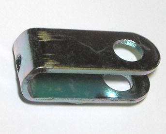 """CLEVIS WITH 6MM (1/4"""") HOLE"""