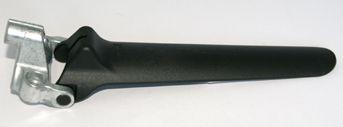 LEVER - MECH.DEADMAN  90.650 BK/KSZ