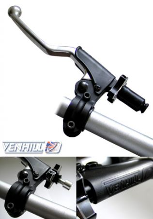 Clutch Lever with Easy Adjuster