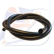 7.5mm x 9.5mm BLACK FLEXIBLE SLEEVE x 1m