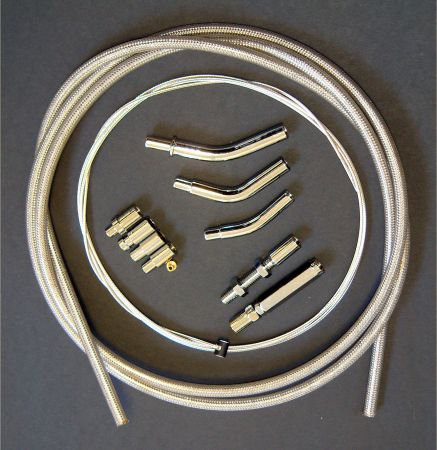 BRAIDED CLUTCH CABLE KIT