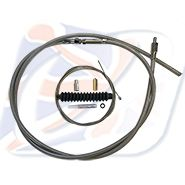HD CLUTCH CABLE KIT - BRAIDED