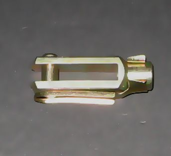 LONG CLEVIS-M6 THREAD-6mm PIN HOLE