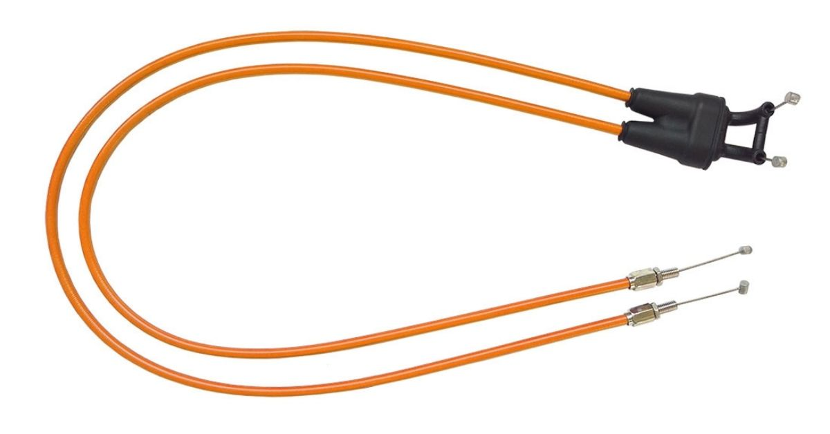 FEATHERLIGHT THROTTLE CABLES FOR 2017 KTMs