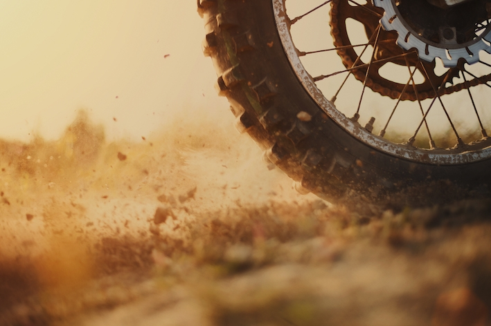 Tips for Riding a Motorbike Off Road