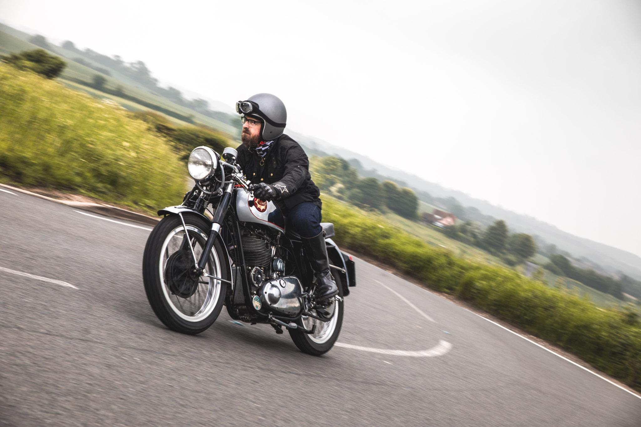 Phil Turner motorcycle journalist